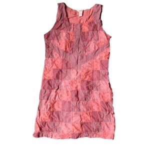 Sundance Patchwork Quilt Mixed Pattern Sundress